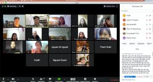 Online MII-STEM class